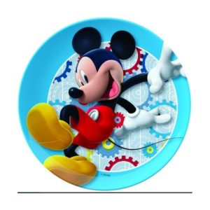 Farfurie plata Mickey Mouse