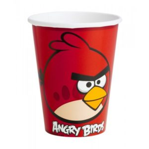 Pahare party Angry Birds