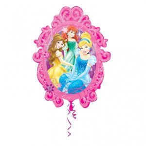 Balon folie figurina princess