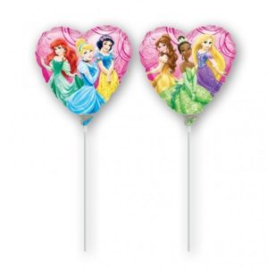 Balon mini folie princess garden