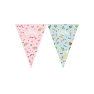 Banner stegulete princess dare to dream