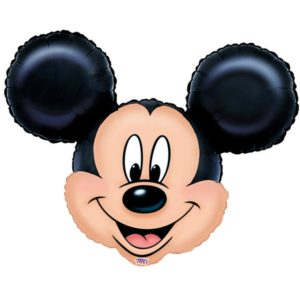 balon folie figurina cap mickey