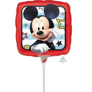 balon mini folie mickey 23cm